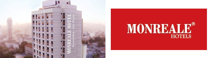 Monreale Hotels Guarulhos São Paulo