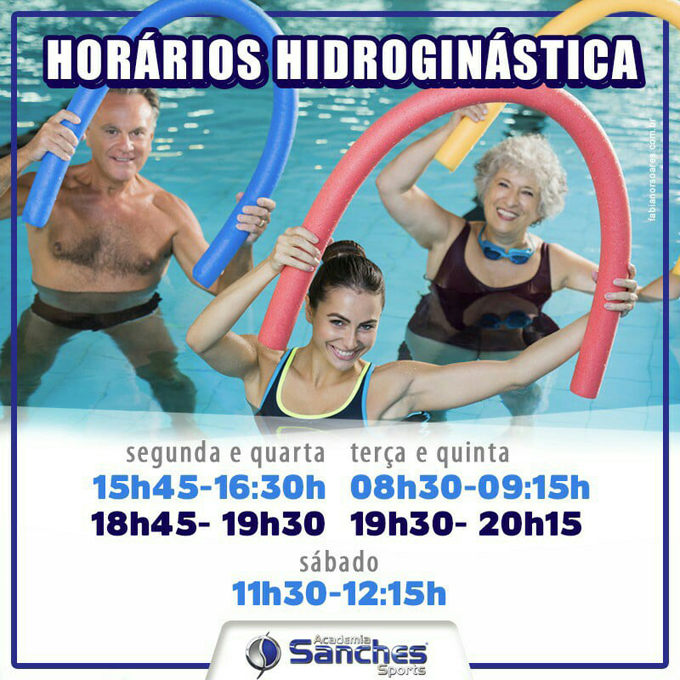 Academia Sanches Guarulhos Horários