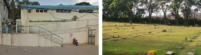 Cemitério Bonsucesso Guarulhos