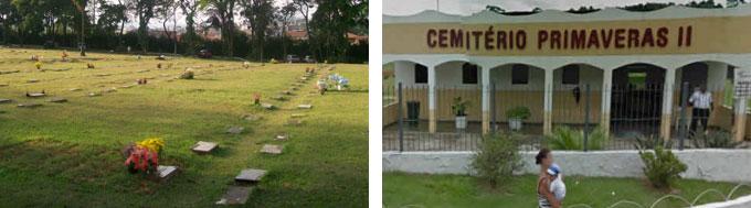 Cemitério Primavera 2 Guarulhos