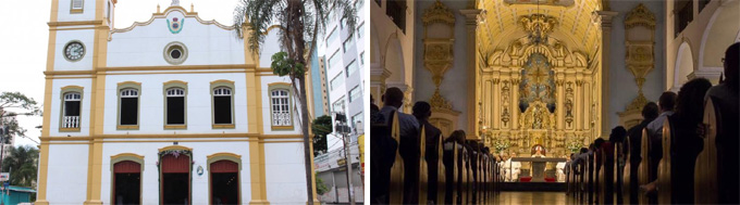 Igreja Matriz Guarulhos