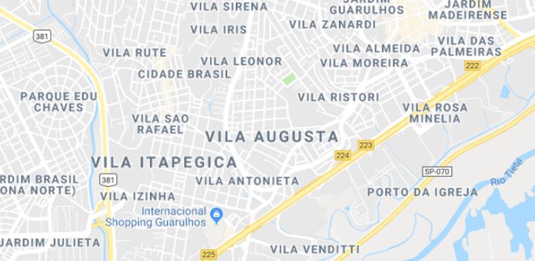 Bairro Vila Augusta Guarulhos