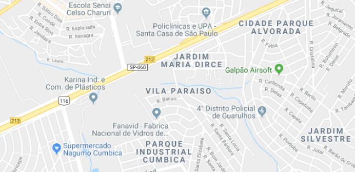 Bairro Vila Paraiso Guarulhos